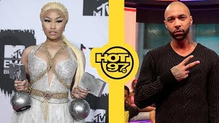 Nicki Minaj Confronts Joe Budden On Queen Radio