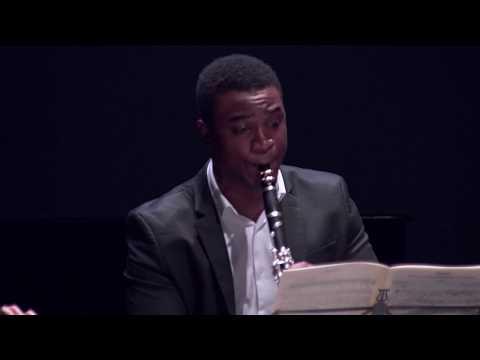 Clarinet Semi-Final - Carlos Ferreira, 24 years old, Portugal