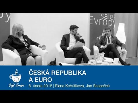 Café Evropa: Česká republika a euro - čeho se bojíme?