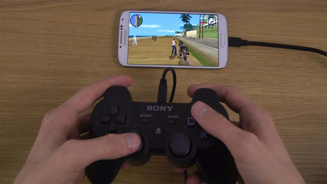 تحديث المحبوبه : Grand Theft Auto: San Andreas v1.08 مهكرة جاهزة
