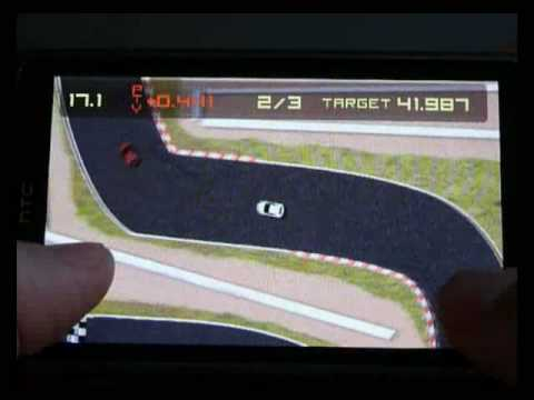 Pocket Racing - track 1