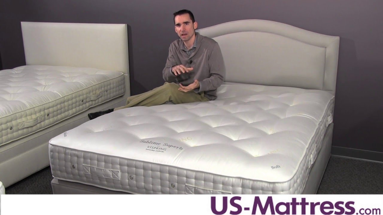 Vi Mattress Vispring Sublime Superb Mattress Expert Review