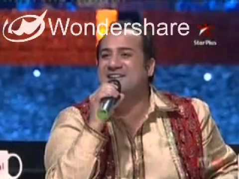 Rahat sings Kande Utte   BY MALIK IMRAN AKBAR