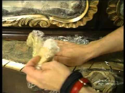 видео: Антикварный шкаф от Марата Ка