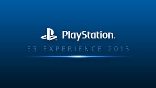 PlayStation E3 EXPERIENCE - 2015 LiveCast Day 1 - Spanish