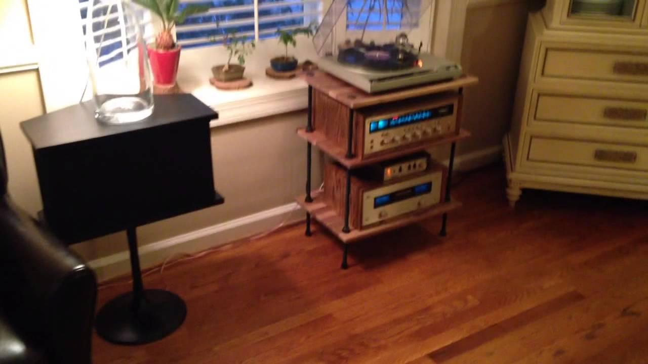 MarantzBose 901 retro stereo system  YouTube