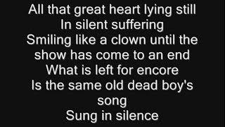 Nightwish - Song of Myself Lyrics
