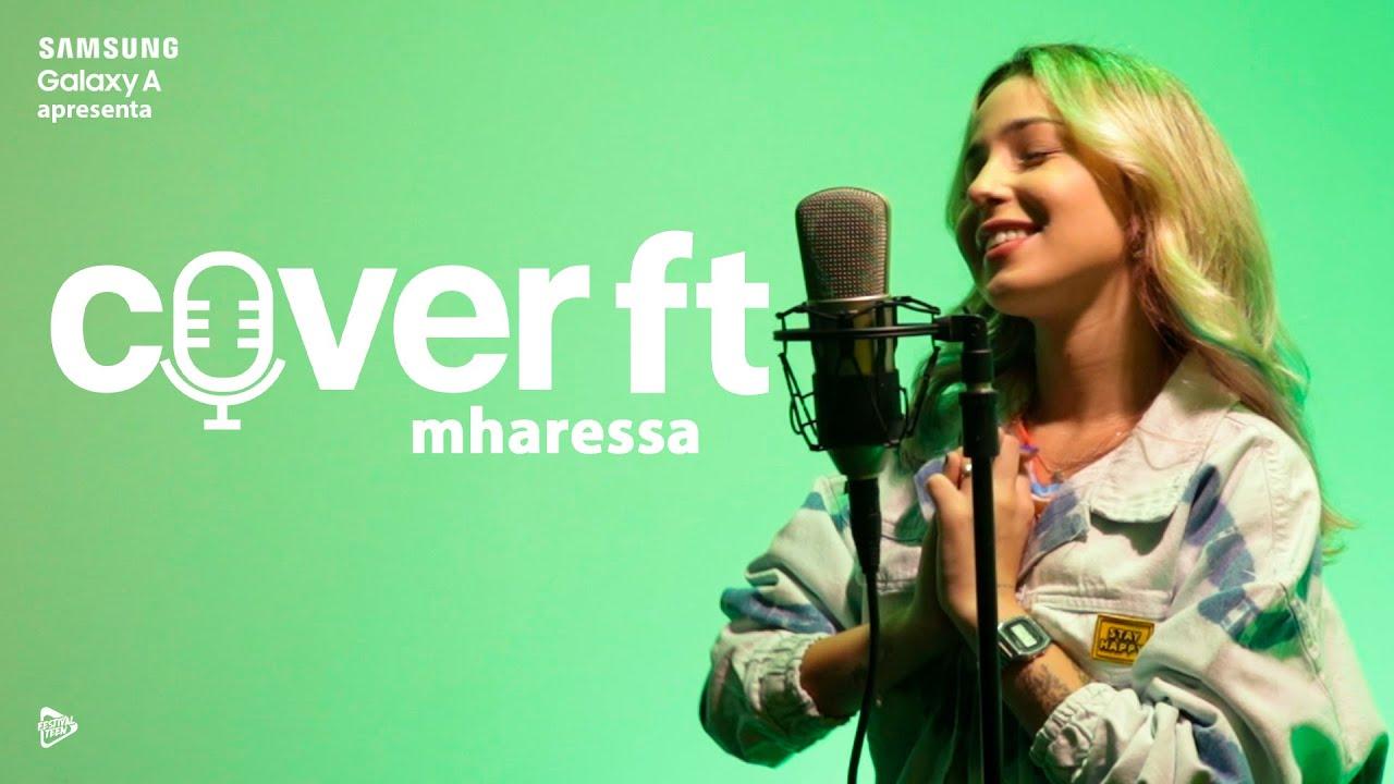 COVER FT: MHARESSA canta O AMOR É O SEGREDO de VITOR KLEY
