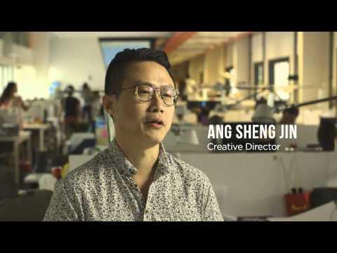 GONG SHOW 2014: Ang Sheng Jin - Creative Director