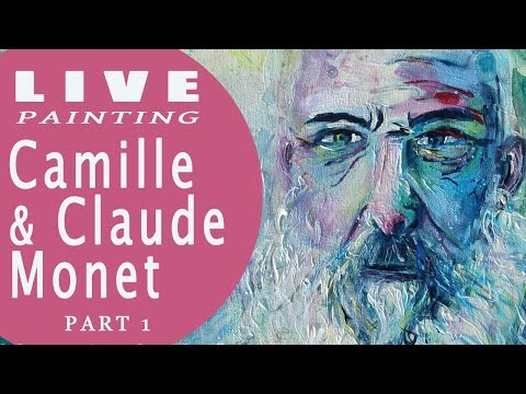 "Claude Monet & Camille: ""Verliebt 