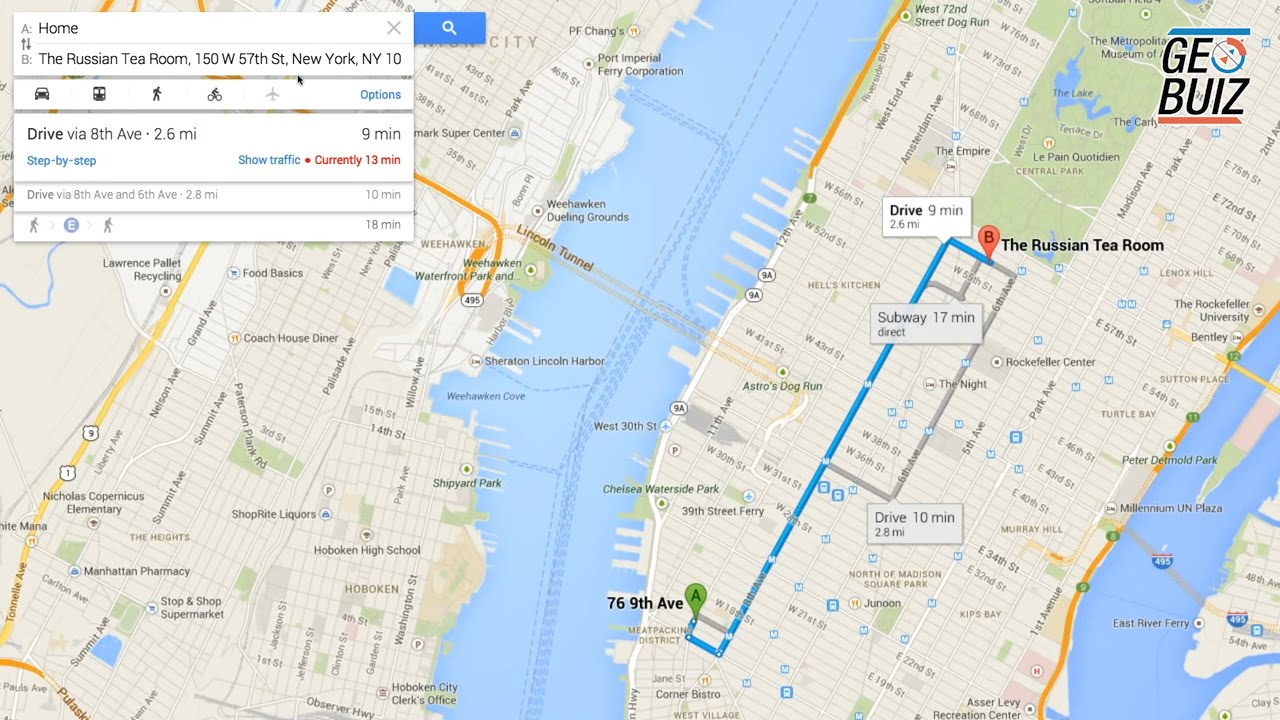 Now Download Fully Searchable Google Maps To Use Them Offline - Download nyc google map