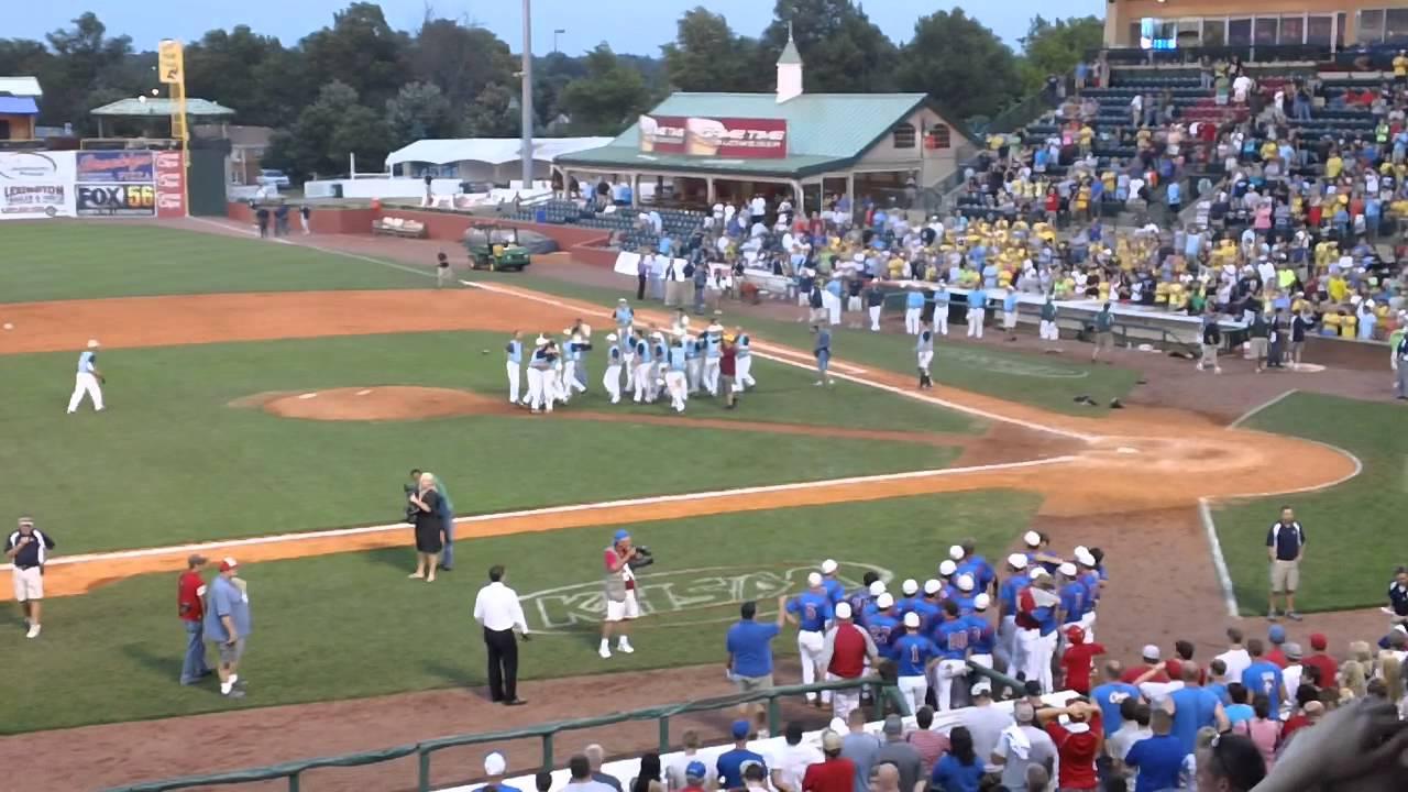 Central Hardin Wins the Kentucky High School Baseball ...