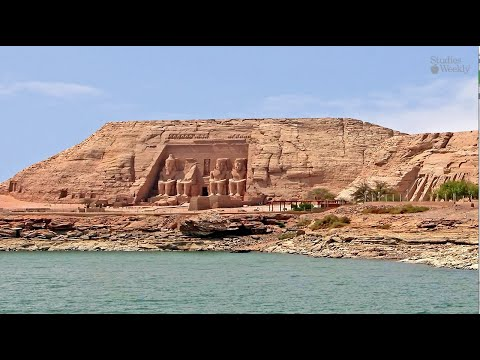 Abu Simbel and the Aswan High Dam