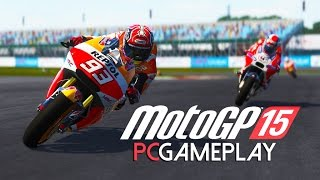 MotoGP 15 Gameplay (PC HD)