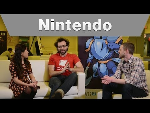 Nintendo Minute - Shovel Knight Developer Chat