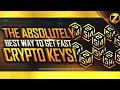 HOW TO GET CRYPTO KEYS FAST - Call of Duty Black Ops 3 /W ZeoCrysis