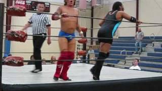 Josh Magnum vs Chris Mayne, 05/02/09 PART 1 of 2