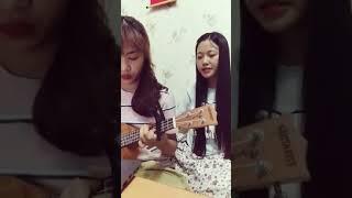 Có chút ngọt ngào ( 有点甜 ) ukulele cover