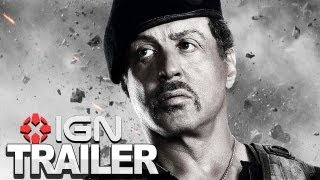 EXCLUSIVE The Expendables 2 - Debut Trailer