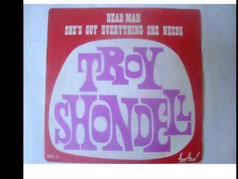 Troy Shondell Head Man