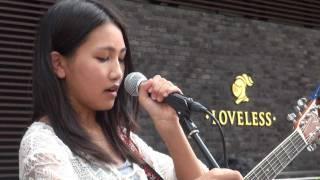 井上苑子 「世界の始まりと終わりと」舞台告知&笑顔 BIG STEP 2011年9...
