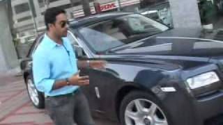 Rolls Royce Ghost - FLY WHEEL - Episode 62 - Part 1.avi