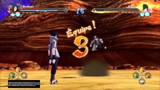 naruto shippuden ultimate ninja storm 4 comment changer de perso principale