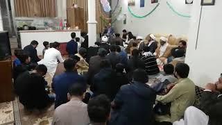 BANI HAI YE DUNYA BARAAY MUHAMMAD | SABEEH HASSAN ZAIDI LIVE MANQABAT