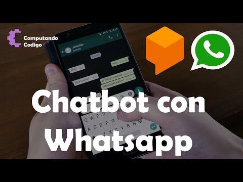 Crea Un Chatbot Con Implementación En Whatsapp - Dialogflow