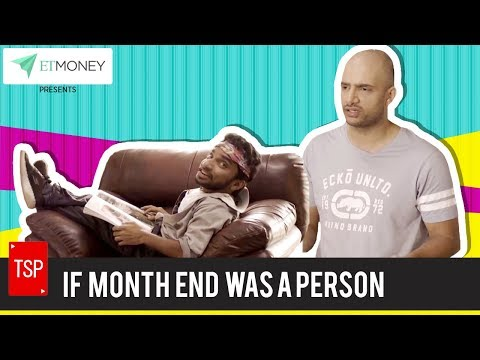 TSP's If Month-End Was A Person