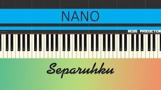 Nano - Separuhku  Karaoke Acoustic  By Regis