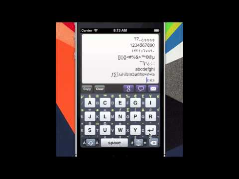 MovingKey: Arabic Big Finger & Diacritic Keyboard App for Android & iPhone