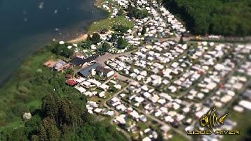 Welters Camping Krombachtalsperre Rennerod Westerwald Liquid-River Kunz-Flug Luftaufnahmen