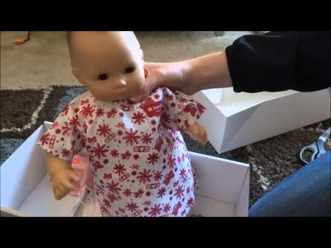 Bitty Baby Goes To American Girl Doll Hospital Before And After!!
