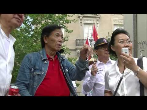 ADL Demonstration in Washington DC 06 2016 Part 2