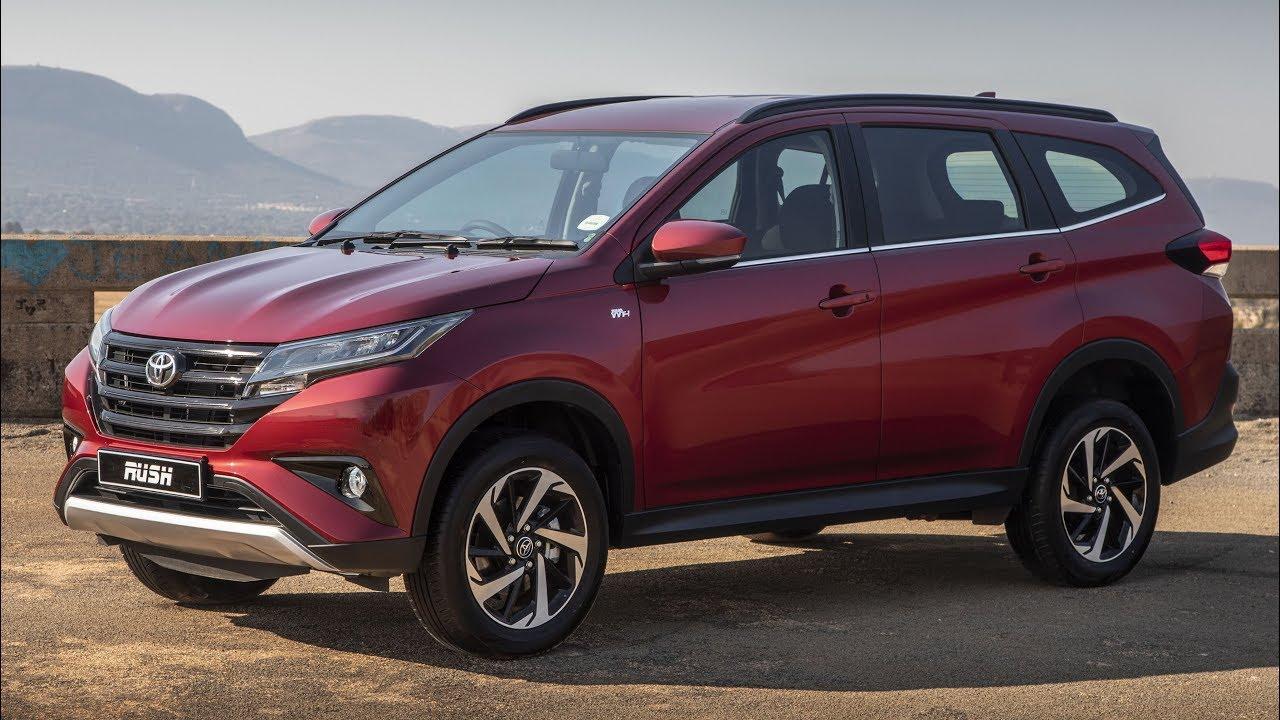 2019 Toyota Rush Launch Film