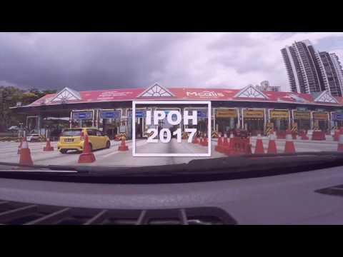 Travel Vlog // Ipoh, Perak Malaysia 2017