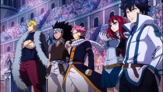 Fairy Tail Opening 14 FULL Yakusoku No Hi E