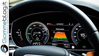2020 Audi A8 L 60 TFSI e quattro (PHEV Plugin Hybrid) - TECH FEATURES