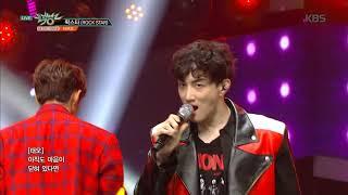 vuclip 롹스타 ROCK STAR - 티버드 (The T-Bird) [뮤직뱅크 Music Bank] 20190315