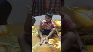 Number Song by cute baby