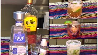 Tequila Cocktails!