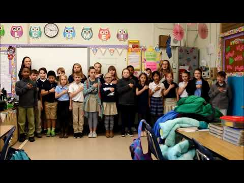 Herndon Magnet School   Mrs  Henderson's 4th Grade   2018 19