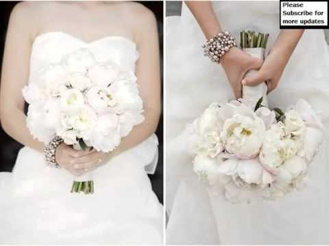 Collection Of White Peony Flower Bouquet Pictures Romance