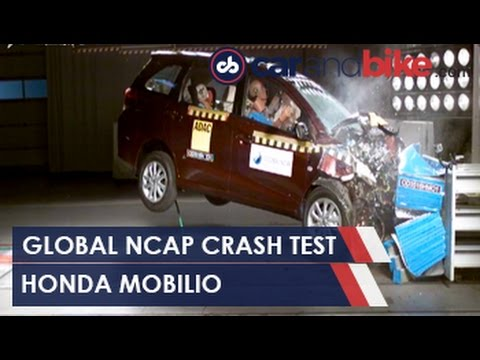 Global Ncap Crash Test Honda Mobilio Sep 2016 Ndtv Carandbike