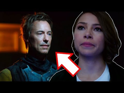 Why is Nora Working With Reverse Flash? - The Flash Season 5