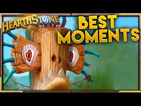 The BEST Un'Goro Moments! Ep. 94 | Hearthstone Un'Goro