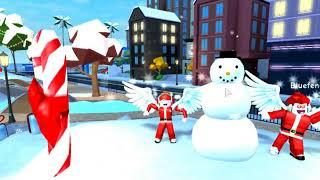 Merry Christmas! ~We Wish You a Merry Christmas~ Roblox Dance