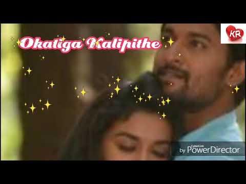 Nenu Local Movie Telugu Whatsapp Status || Arere Ekkada Naa Pranam Song || Nani, Keerthi Suresh