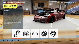 Forza Horizon 2- 2002 Nissan Fairlady Z Fast & Furious Edition- Drift Build